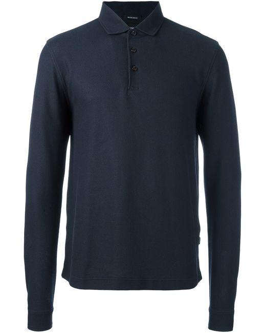Hugo | Мужское Синий Pickell Polo Shirt