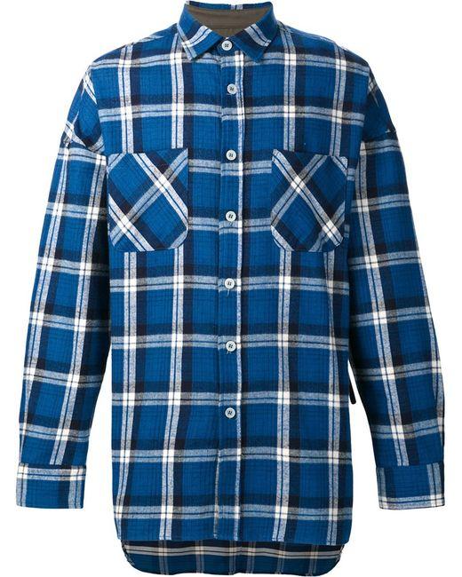 FEAR OF GOD | Мужское Синий 4th Collection Flannel Shirt