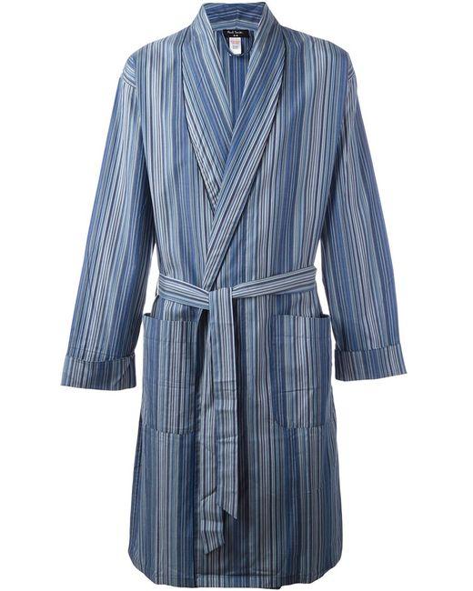 Paul Smith   Мужское Синий Striped Loungewear