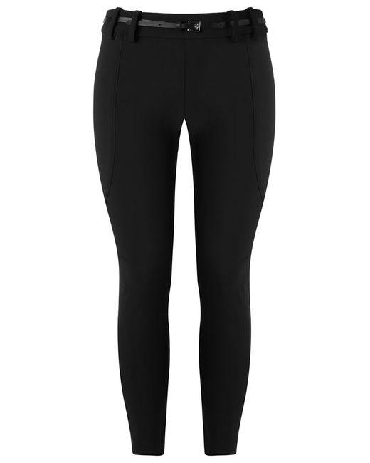 GLORIA COELHO | Чёрный Skinny Trousers