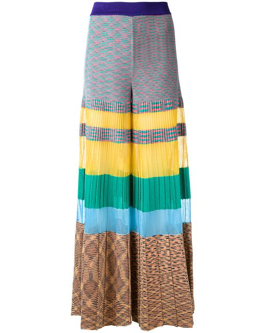 Missoni | Женское Knitted Palazzo Pants Size 38