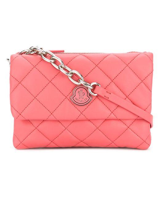 Moncler   Женское Розовый Georgine Crossbody Bag