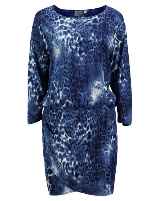 Finn Flare | Женское Синее Платье Женское