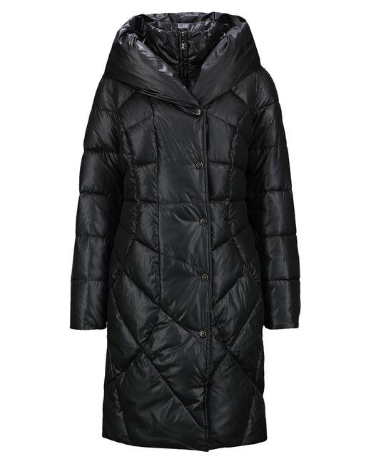 Finn Flare | Женское Чёрное Пальто Женское Finn-Flare