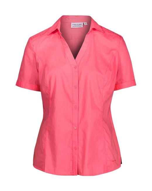 Finn Flare | Женская Розовая Блузка Finn-Flare