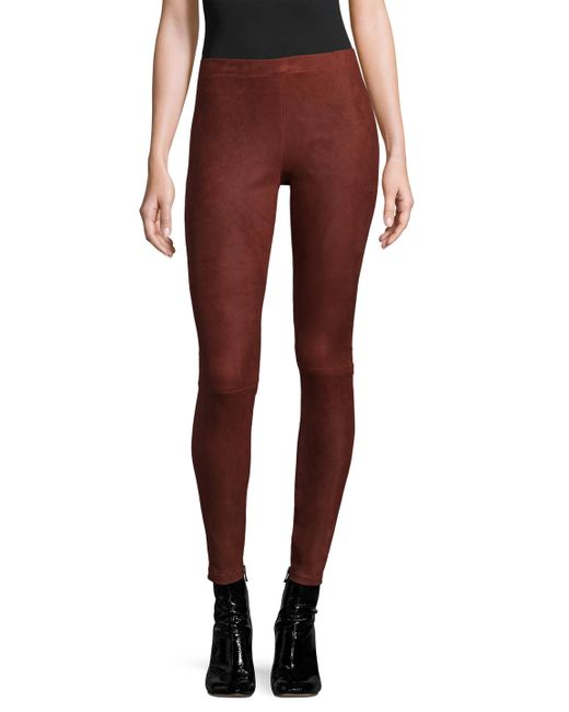 LaMarque | Leather Seamed Legging