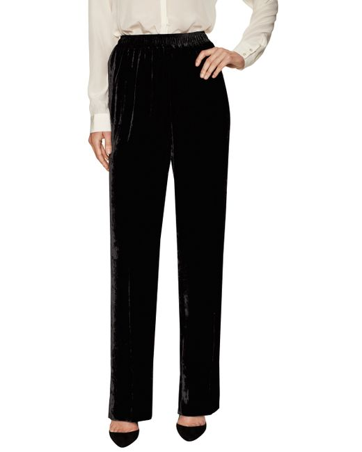 Stella Mccartney | High Rise Straight Leg Trouser
