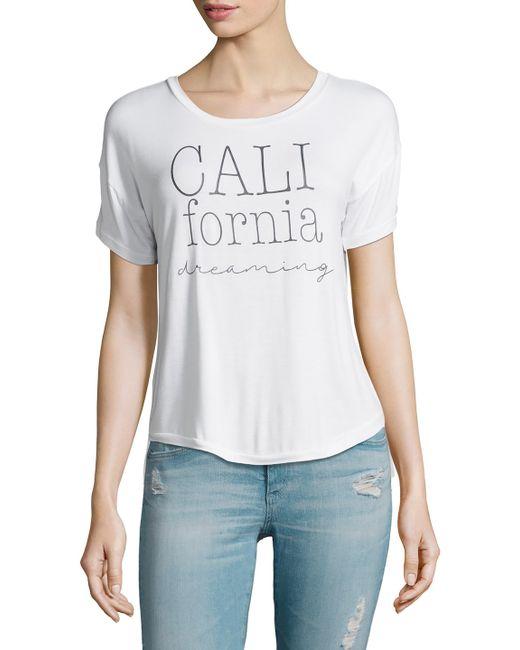 C & C California | Graphic Crewneck T-Shirt