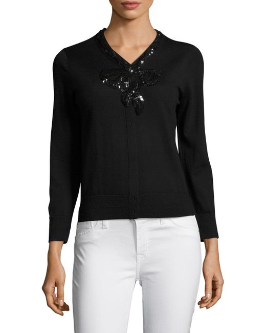 Marc Jacobs | Wool Embellished Sweater