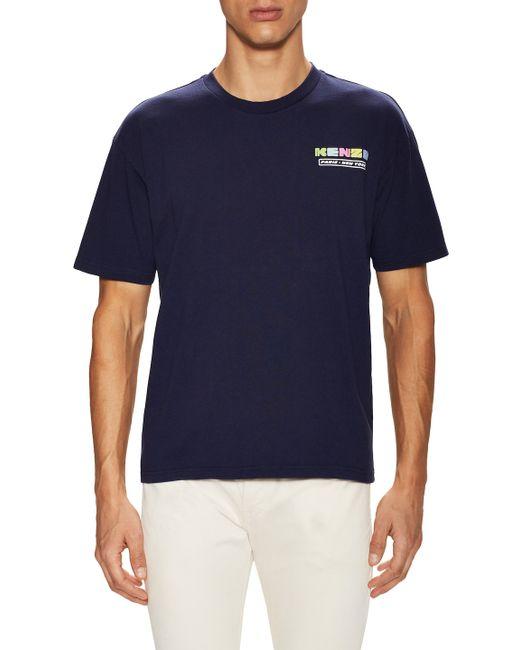 Kenzo   Logo Crewneck T-Shirt