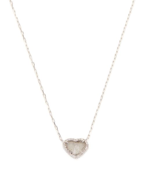 Estate Fine Jewelry   Золотой Estate 14k 0.20 Total Ct. Diamond Slice