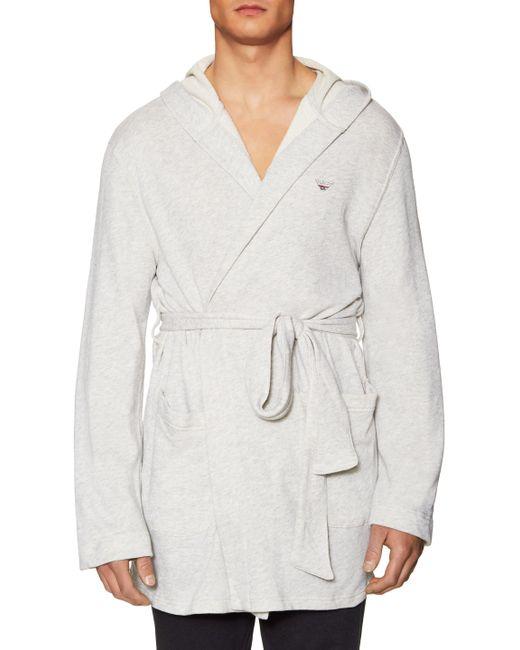 EMPORIO ARMANI UNDERWEAR   Knit Dressing Gown