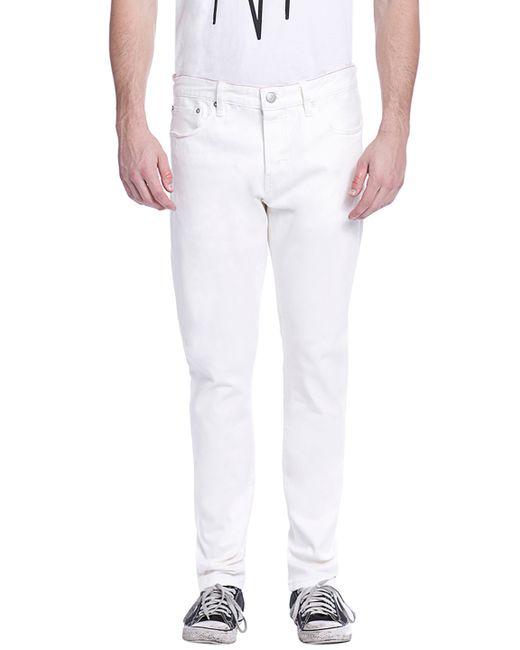 Earnest Sewn | Bryan Cotton Slouchy Slim Jeans