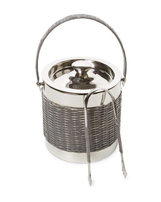 Gilt Home Collection | Серебристый Ice Bucket