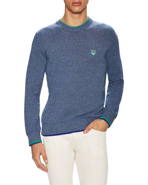 Kenzo   Cotton Crewneck Sweater