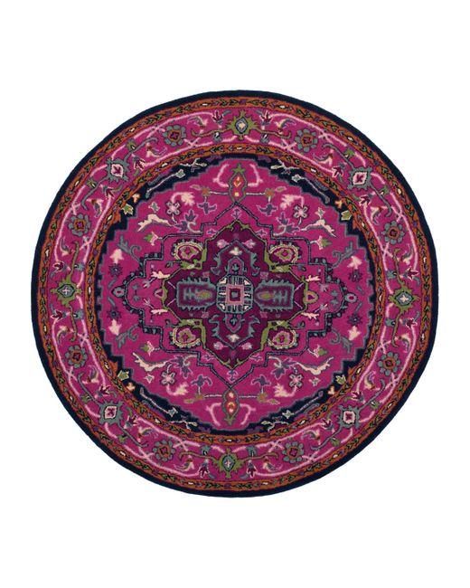 Safavieh | Bellagio Hand-Tufted Round Wool Rug