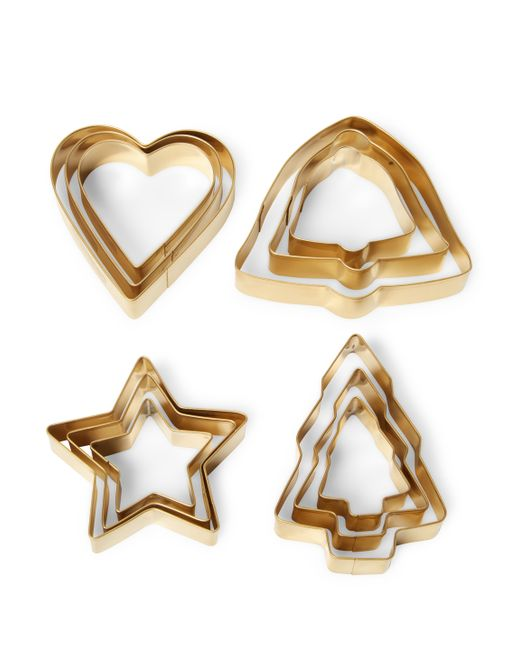 Gilt Home Collection | Cookie Cutters Set Of 12