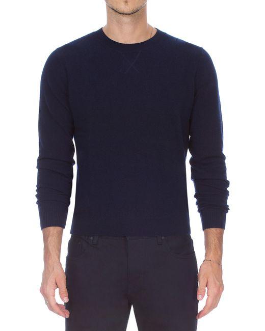 Earnest Sewn | George Wool Sweater