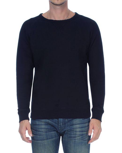 Earnest Sewn | Grip Cotton Sweatshirt