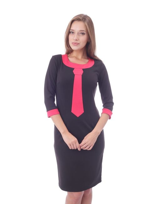 Gia-Marie | Женское Платье Quotгалстук-2quot