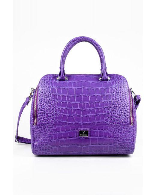 Sabellino | Женская Фиолетовая Сумка