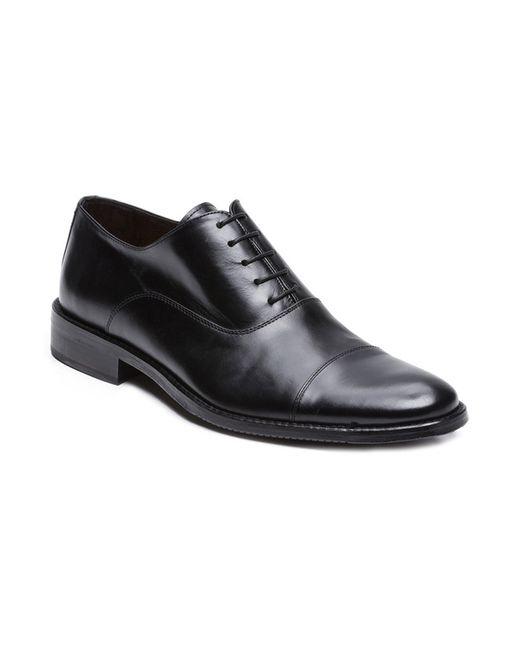 ORTIZ REED | Мужские Чёрные Туфли