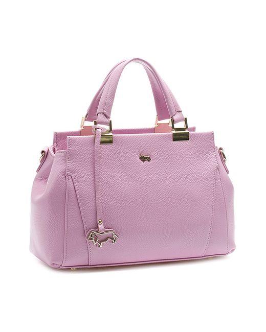Labbra   Женская Розовая Сумка
