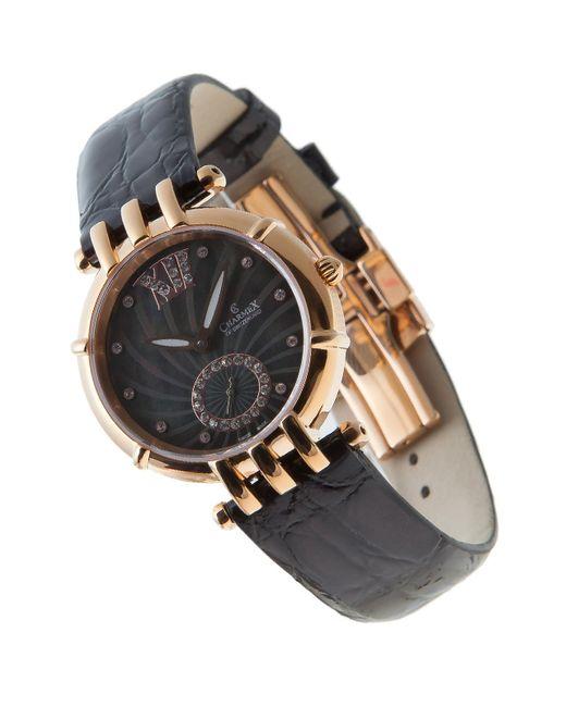 Charmex | Женские Золотые Часы Наручные