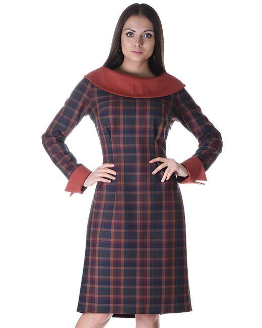 Olivegrey | Женское Коричневое Платье