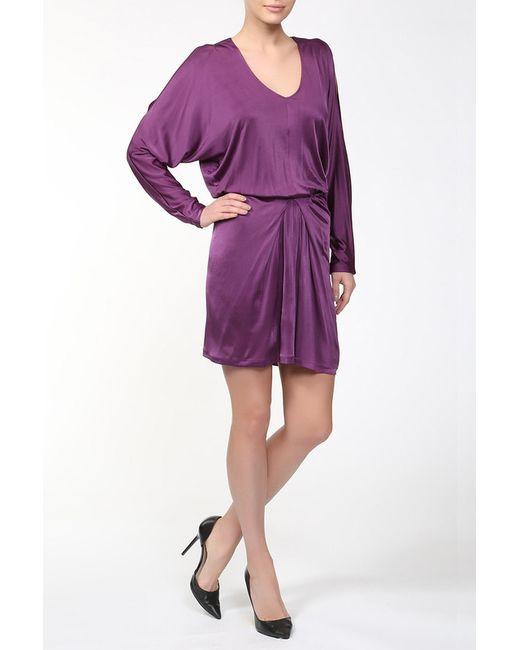 Faith Connexion | Женское Фиолетовое Платье