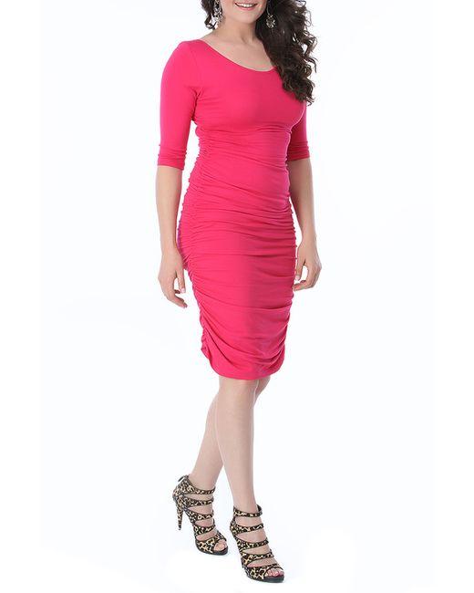 VALERIA FRATTA | Женское Розовое Платье
