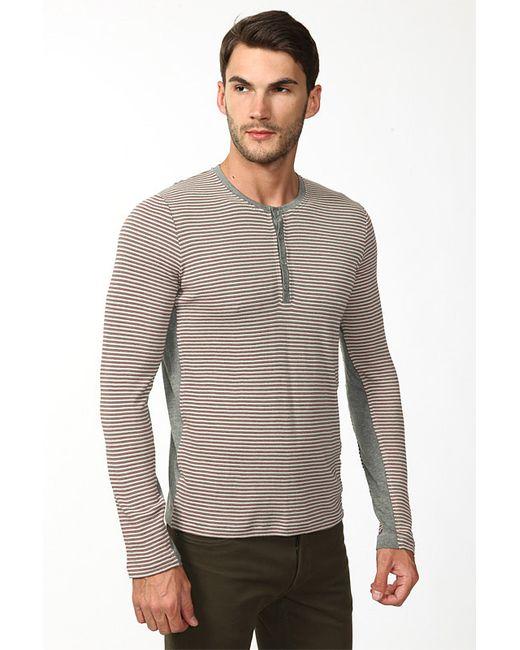 Dolce & Gabbana   Мужской Серый Пуловер Вязаный