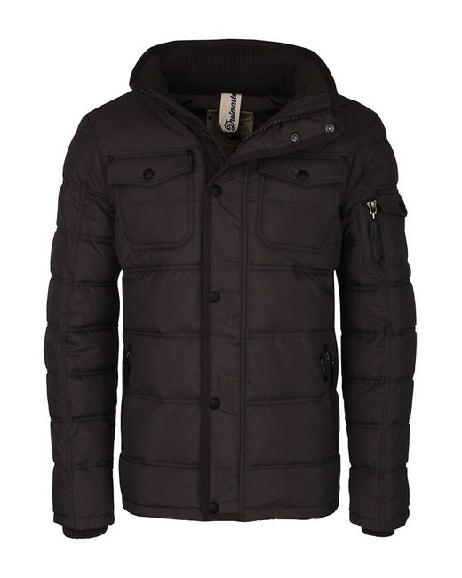 DREIMASTER   Мужская Коричневая Куртка