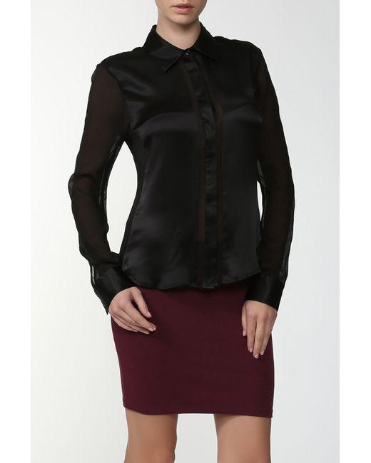 Bebe | Женская Чёрная Рубашка