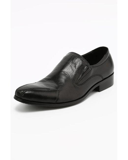 Loiter   Мужские Чёрные Туфли