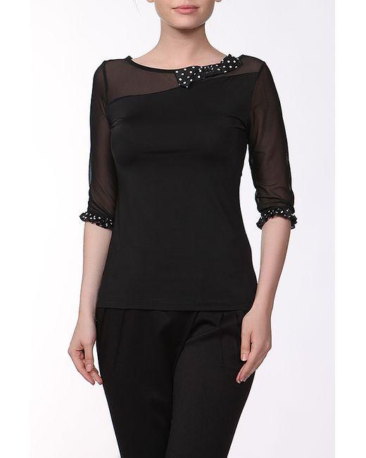 Casca | Женская Чёрная Блуза