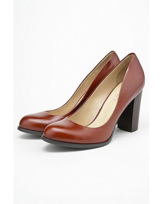 Gode | Женские Оранжевые Туфли