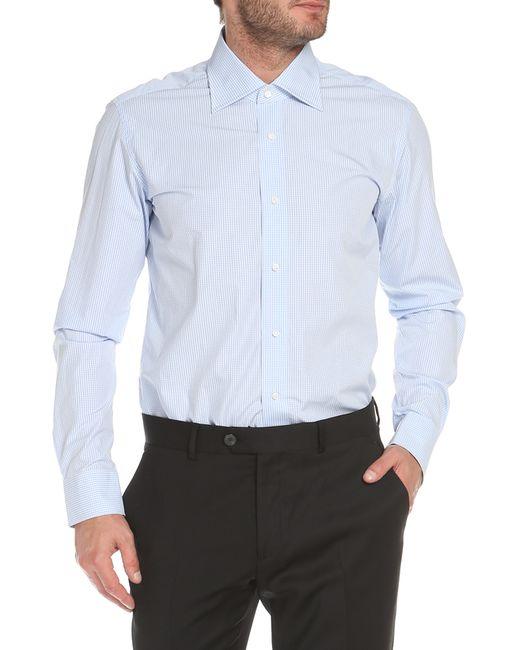 Colletto Bianco | Мужская Голуба Сорочка