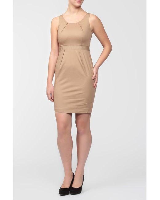 Caractere | Женское Коричневое Платье