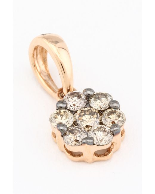 Magic Diamonds   Женская Розовая Подвеска
