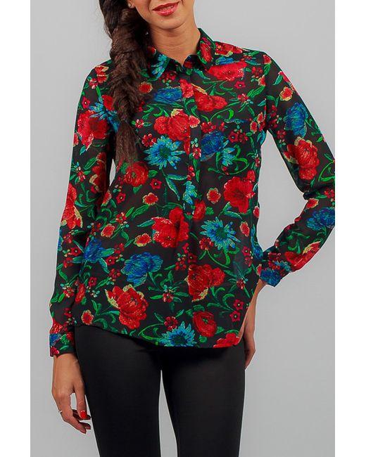 Carla Giannini | Женская Многоцветная Рубашка
