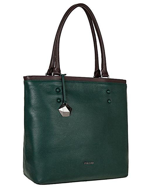Palio | Женская Зелёная Сумка