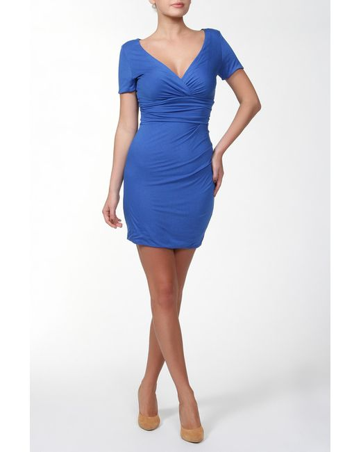 Diane Von Furstenberg | Женское Многоцветное Платье