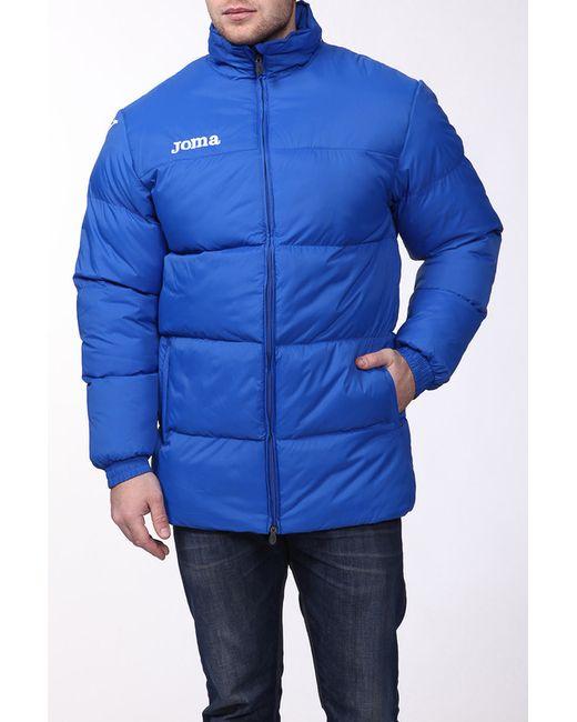 Joma | Мужская Синяя Куртка Утепленная