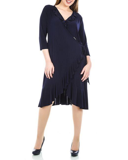La Mouette | Женское Синее Платье
