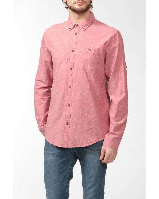 Solid   Мужская Рубашка