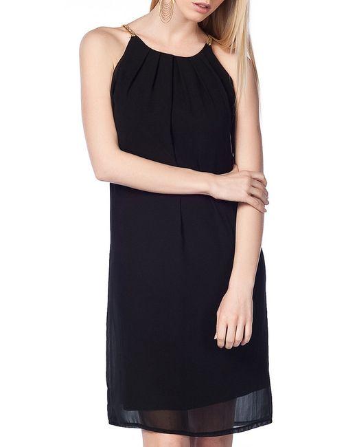Ironi   Женское Чёрное Платье