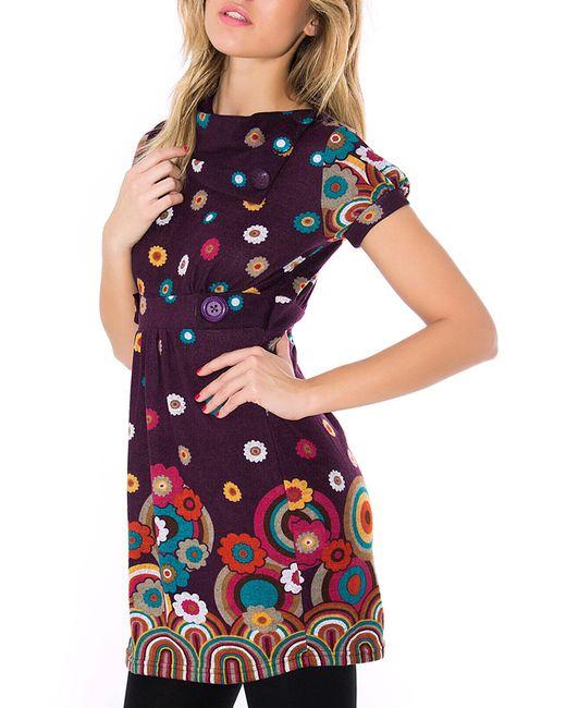 Purple Jam | Женское Платье