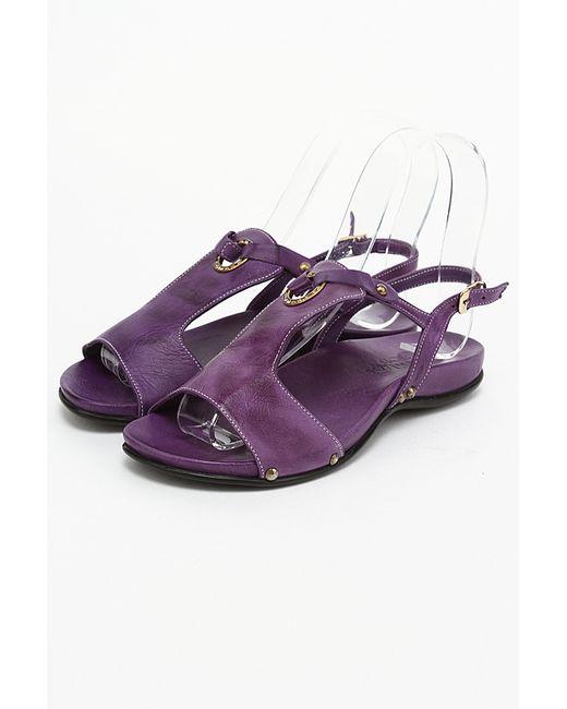 Sudex | Женские Фиолетовые Босоножки