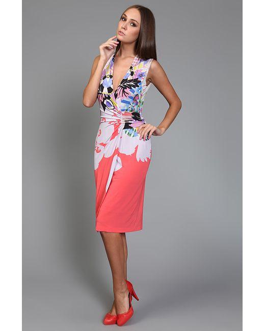 Etro | Женское Красное Платье